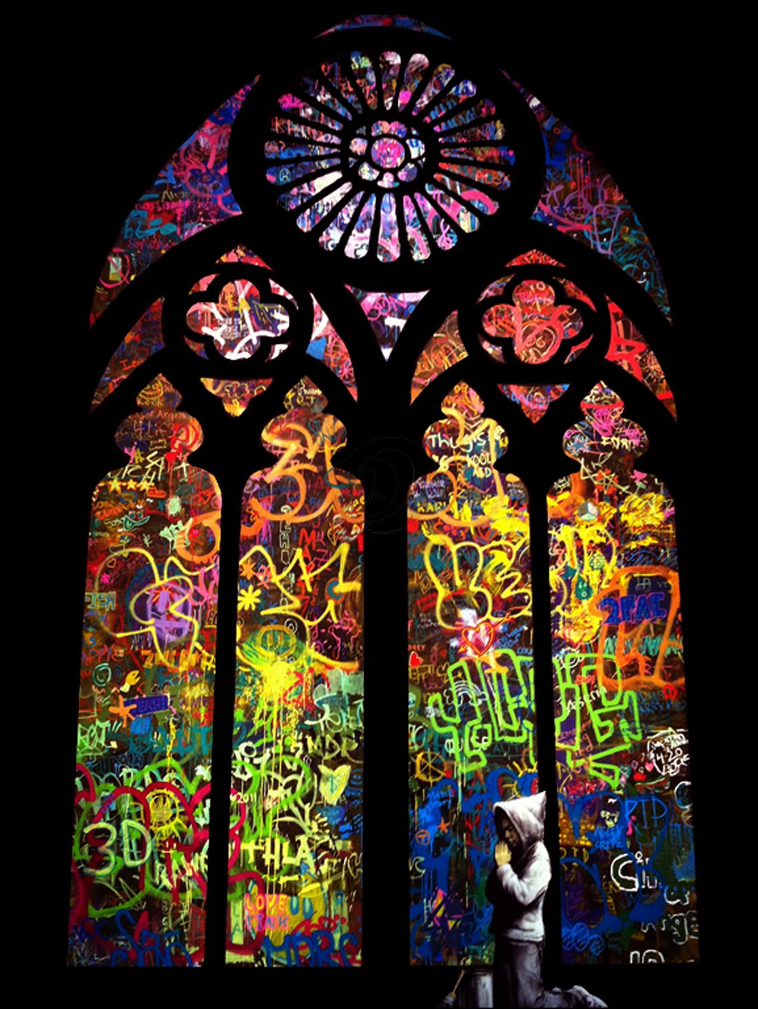 Citadel: Stained Glass   Stained Glass Windows