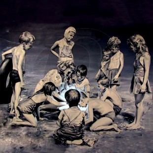Banksy - Curiosity (Reproduction)