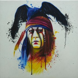 The Chief (Hand-Painted Reproduction)