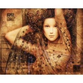 Csaba Markus - Pure Love (Hand-Painted Reproduction)