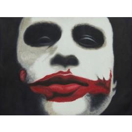 The Dark Knight - Joker  (Hand-Painted)