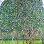 Gustav Klimt - Pear Tree (Hand-Painted)