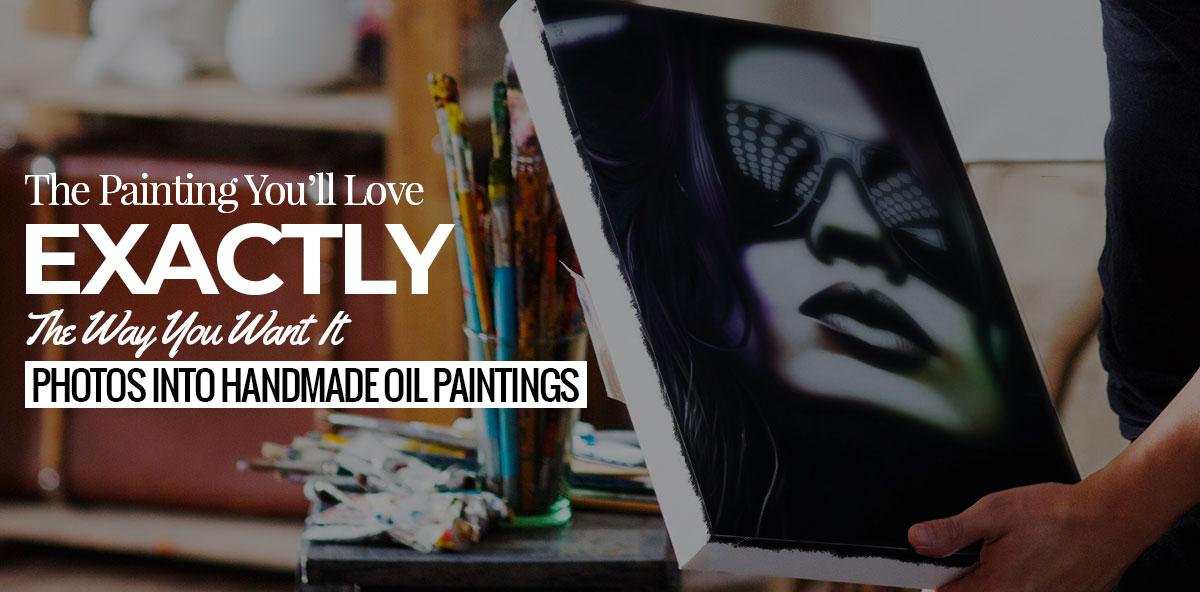 Photos to Paintings