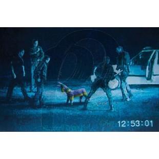 Banksy - LAPD Pinata (Hand-Painted Reproduction)