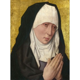 Dirk Bouts - Mater Dolorosa (Hand-Painted)